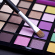 Eyeshadow cosmetics - Stock Photo