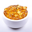 Your daily bowl of Vitamine E - Stock Photo
