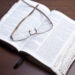 Bible Study - Stock Photo