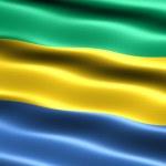 Постер, плакат: Flag of Gabon