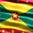 Flag of Grenada — Stockfoto