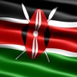 Flag of Kenya — Stock Photo #2835863