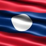 Flag of Laos — Stock Photo #2835882