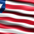 Flag of Liberia — Stock Photo #2835949