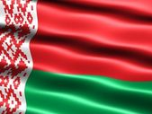 Flag of Belarus — Stock Photo