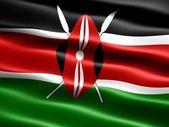 ケニアの旗 — ストック写真