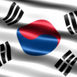 Royalty-Free Stock Photo: Flag of South Korea