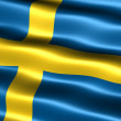 Flag of Sweden — Stock Photo #2845583