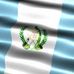 Постер, плакат: Flag of Guatemala