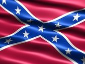 2nd Confederate Navy Jack, 1863 to 1865 — Stock Photo