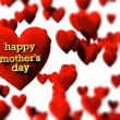 Royalty-Free Stock Photo: Mother\'s Day hearts