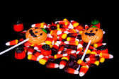 Halloween Candy — Stock Photo