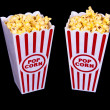 Theater Popcorn — Stock Photo #3860044