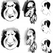 Caricature — Stock Photo #2854177