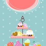 Fine Dessert Banner — Stock Vector #3865585