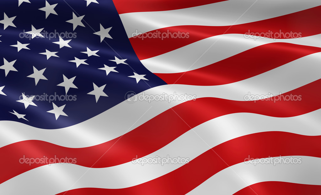 American Flag — Stock Photo © nmcandre #3113525 American