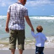 Father and son — Stock Photo #2837056