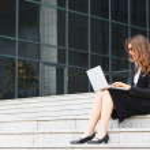 Businesswoman — Stock Photo #2837741