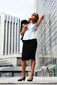 Businesswoman — ストック写真