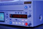 Professional dv recorder — Stock Photo