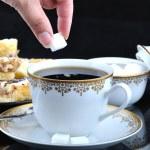 ������, ������: One sugar lump please