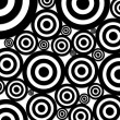 Circles background - Stock Photo