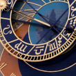 Prague. Astronomical clock — Foto Stock