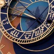 Prague. Astronomical clock — Foto de Stock