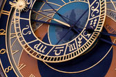 Prague. Astronomical clock — Stock Photo