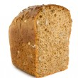 Bread isolated — Stock Photo