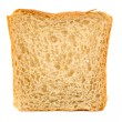 White bread isolated — Stock Photo #2912793