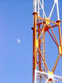 Transmitter construction — Stock Photo