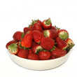 Ripe strawberry in isolated — Stock Photo #2891809