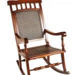 Rocking chair — Stock Photo #2840530