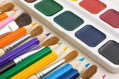 Drawing tools — Stock Photo