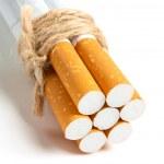 Bomb Cigarette — Stock Photo