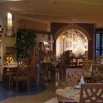 The restaurant's interior — Stock Photo #5078947