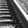 Rails — Stock Photo #5079716