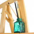 Easel — Stock Photo