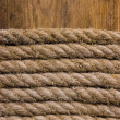 Texture of ropes — Foto Stock #5138626