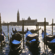 Gondolas in Venice — Stock Photo #2848162