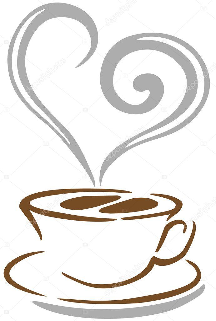 Static Coffee Graphic Design
