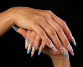 Nails — Stock Photo