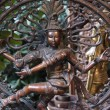 Nataraj - dancing Shiva - Stock Photo