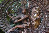 Nataraj - dancing Shiva — Stock Photo