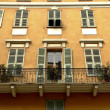 Stock Photo: Balcony, Nice, French Riviera
