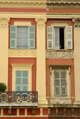 New paint, Nice, French Riviera — Stock Photo