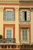 New paint, Nice, French Riviera — Stock Photo