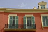 Place Massena, Nice, French Riviera — Stock Photo