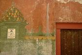Architerual detail, Nice, French Riviera — Stock Photo